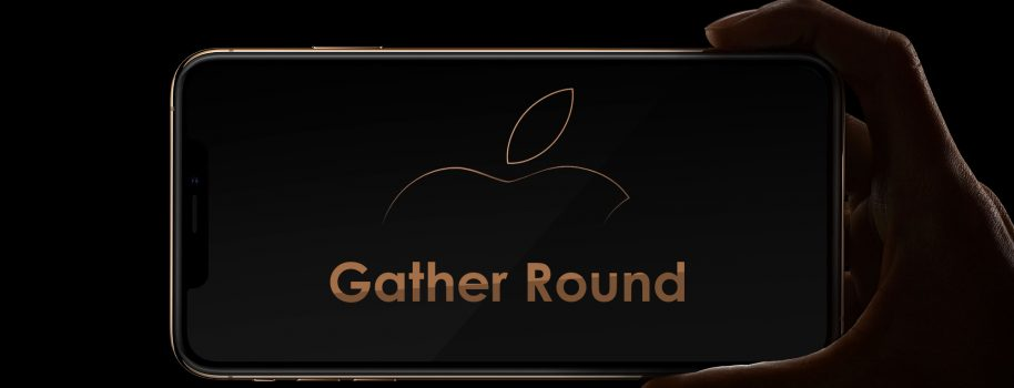 Gather Round: Das Apple Event 2018
