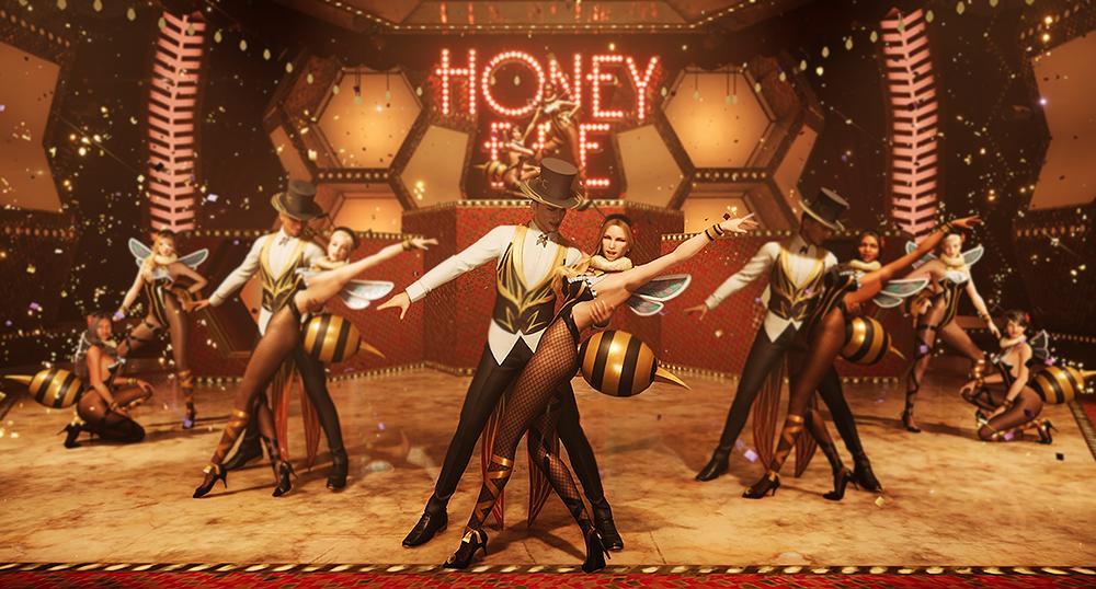 Final Fantasy VII Remake: Honey Bee Show
